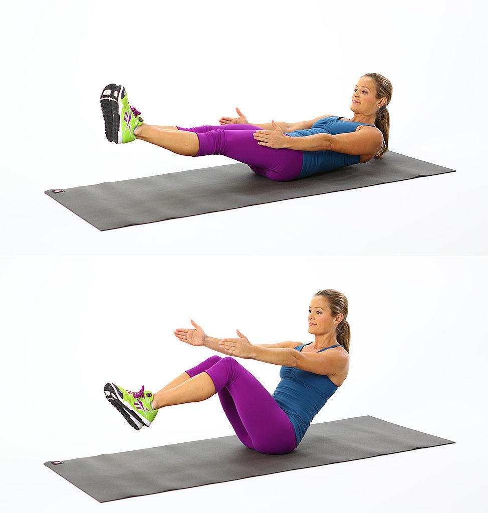 Core V-Sits  The 25 Best  V Sits