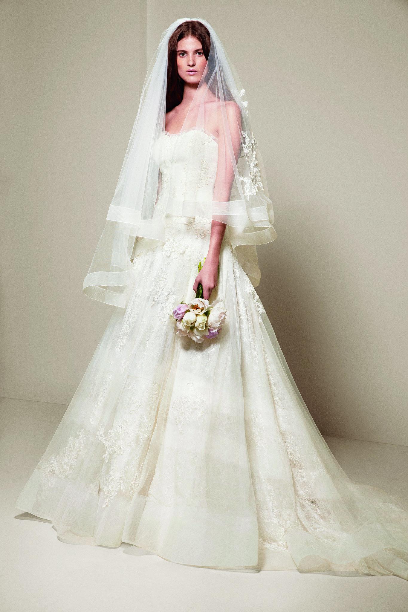 White by Vera Wang Spring 2014
