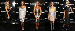 Stylish Celebrities Welcome Autumn/Winter Fashion With Myer