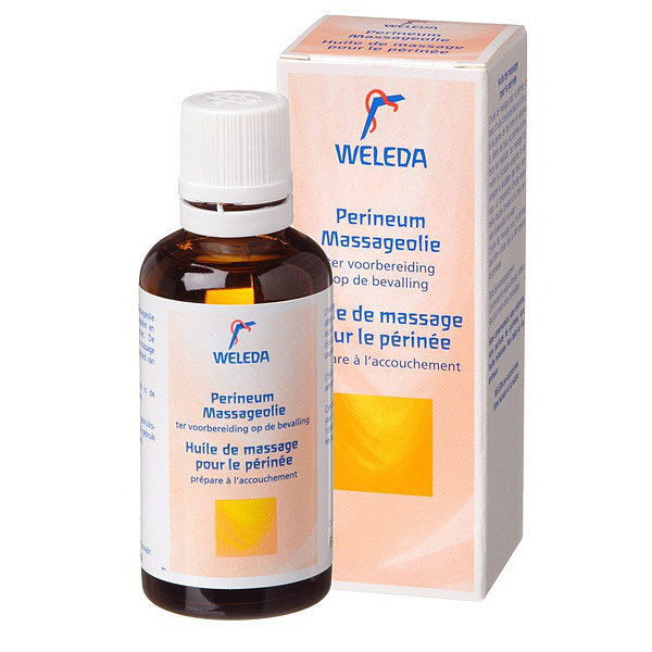 Perineal Massage Oil