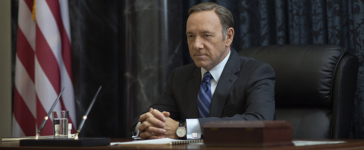 We React to Season 2 of House of Cards — in GIFs