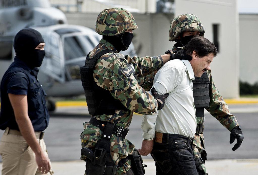 """Billionaire Drug Lord Joaquin """"El Chapo"""" Guzman Has Been Captured"""
