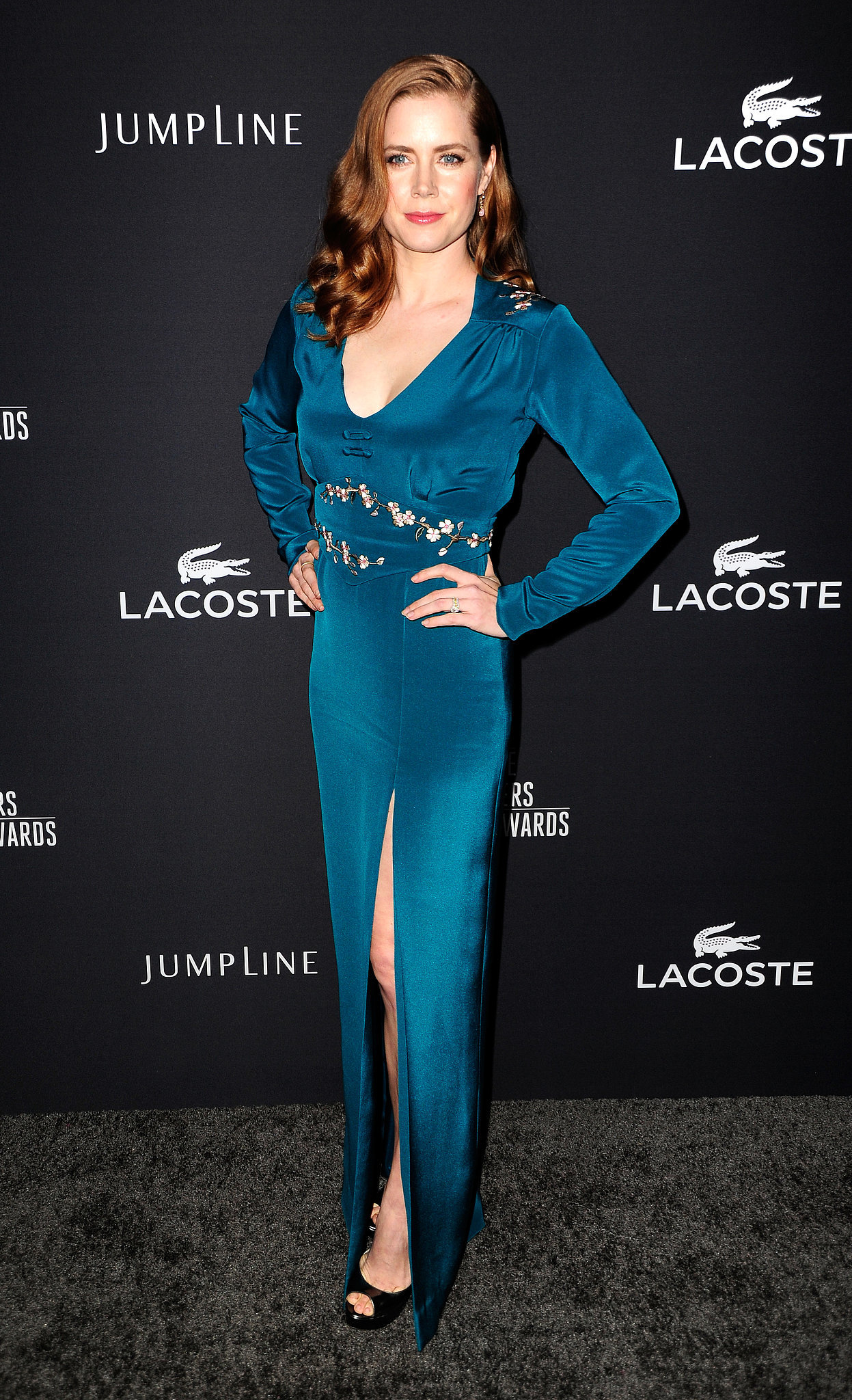 Amy Adams at the Costume Designers Guild Awards