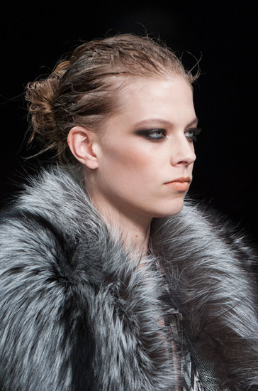 The Smoky Eye at Roberto Cavalli Will Be Your Party Look Tonight