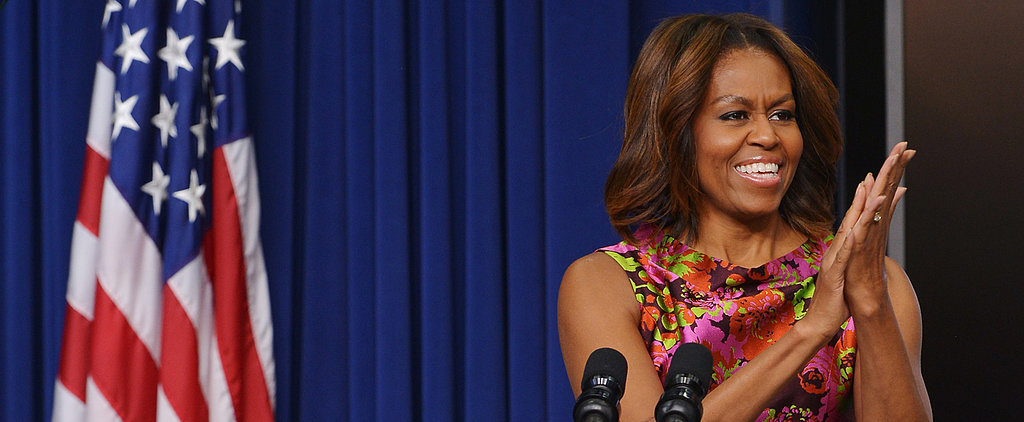 Michelle Obama Reminds Us What Black History Month Is All About
