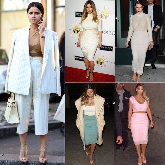 Kim Kardashian and Miroslava Duma Have Similar Style