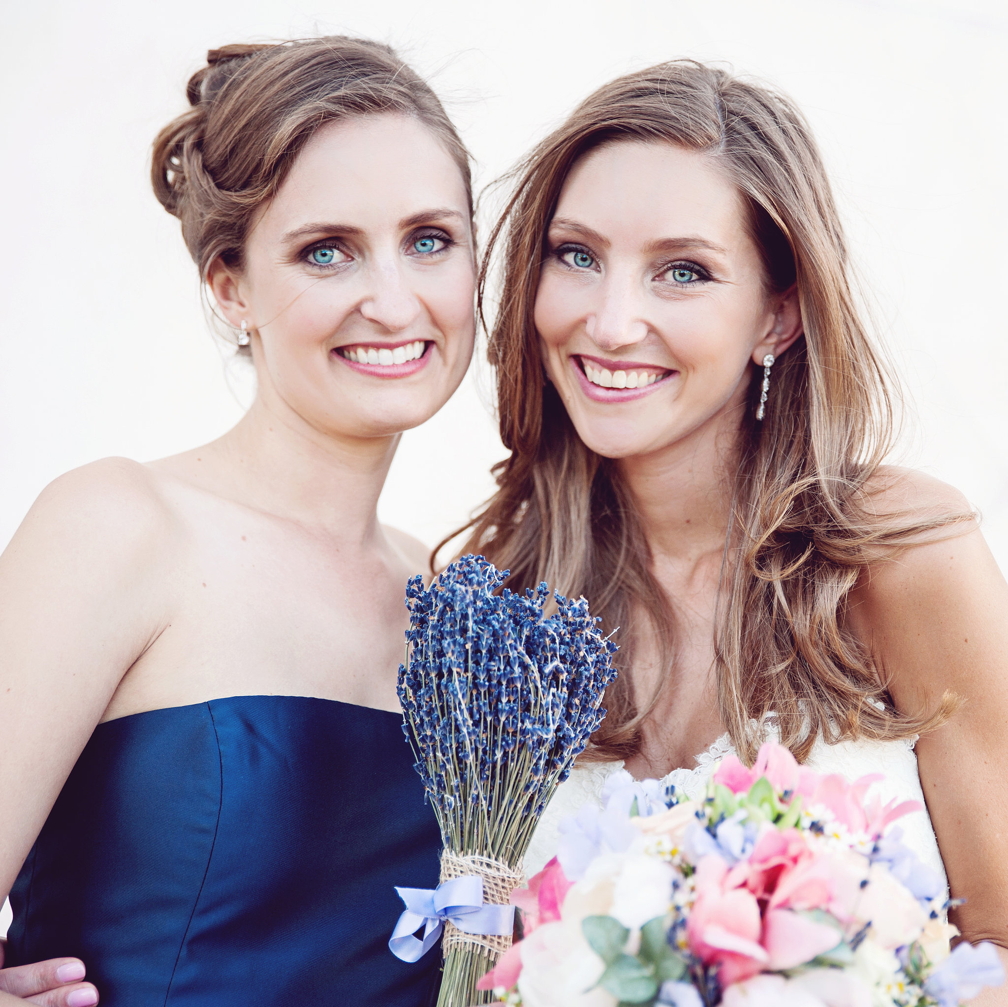 The Bride's Sister and Maid of Honor