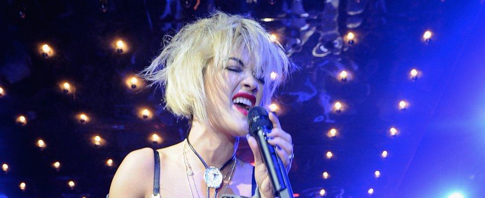 Rita Ora Cut a Bob, but How Long Will It Last?