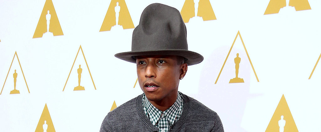 All the Times Pharrell Wore THAT Hat