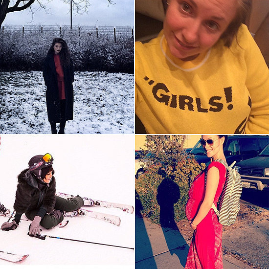 Why So Serious? See How the Stars Are Having Fashion Fun on Instagram