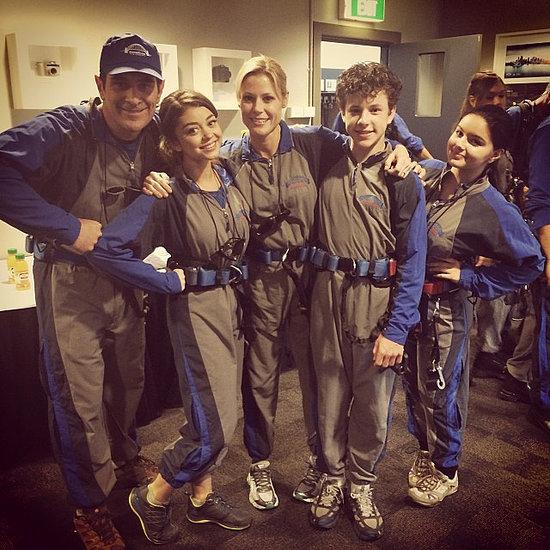 Modern Family Cast in Australia