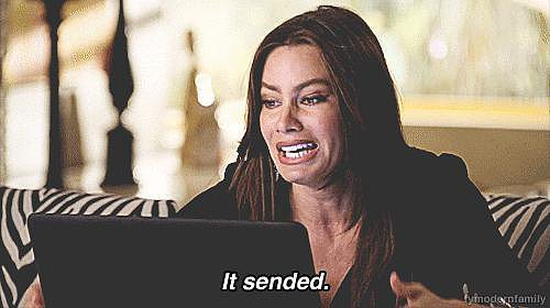 Accidentally Sending the Text to the Person You're Talking Crap About