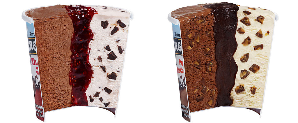 "Ben & Jerry's Debuts ""Core"" Ice Creams"