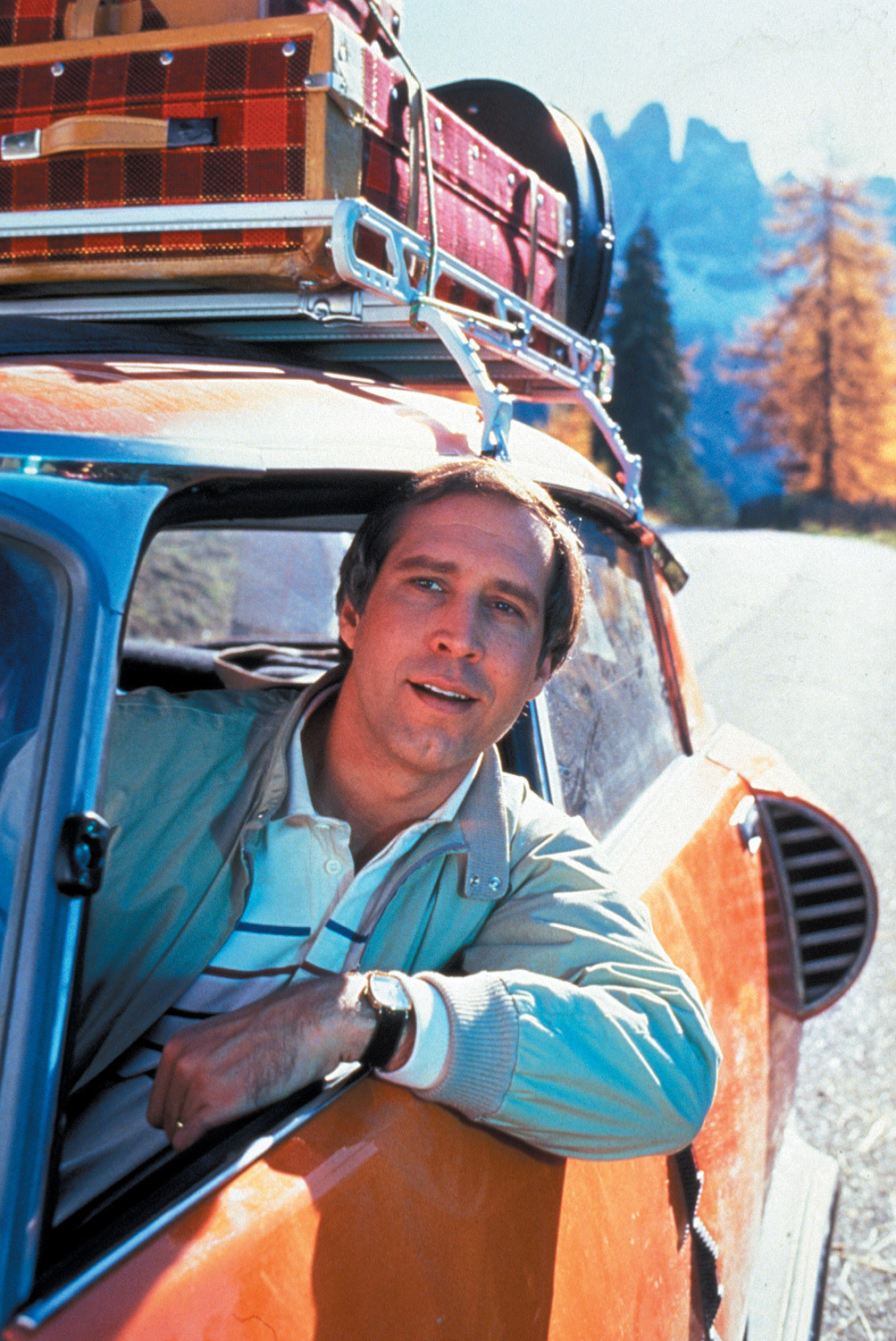 He Even Directed the Very First National Lampoon's Vacation (1983)