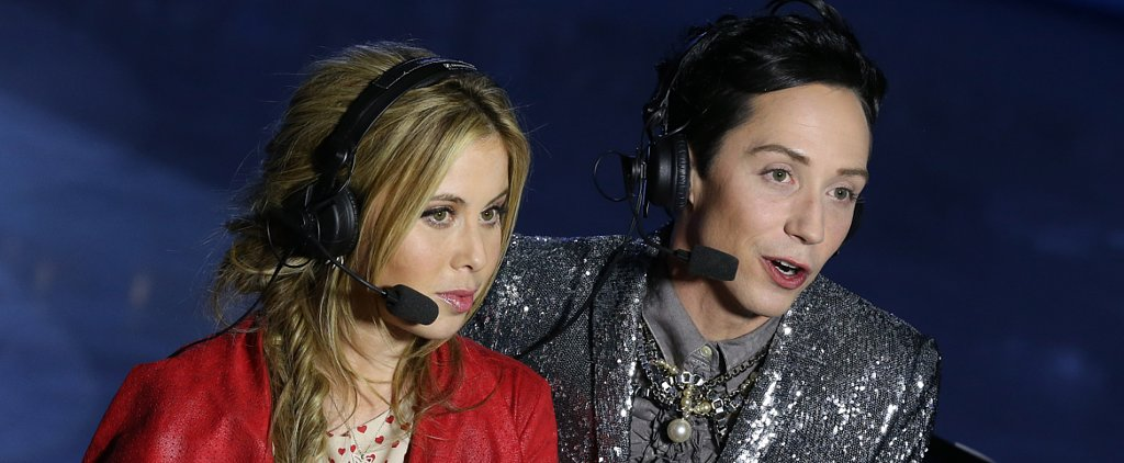 Johnny Weir and Tara Lipinski Are Taking Their Show to Hollywood!