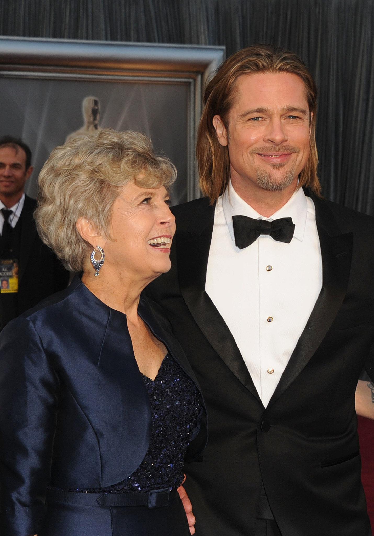 Brad Pitt, 2012