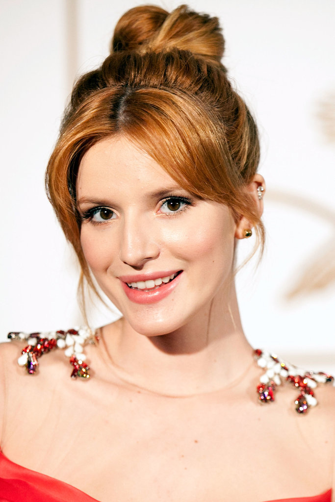 Bella Thorne at the LoveGold Party