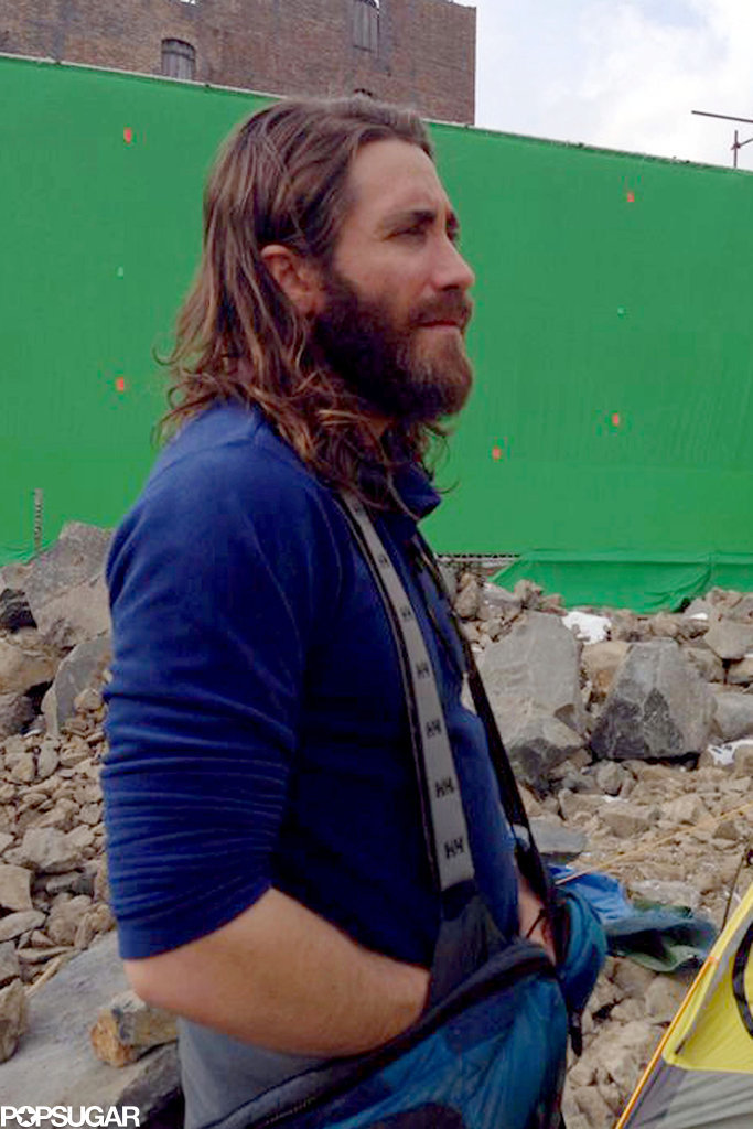You've Never Seen Jake Gyllenhaal With This Much Hair