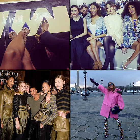 Fashion Instagram Photos | Week of Feb. 27, 2014