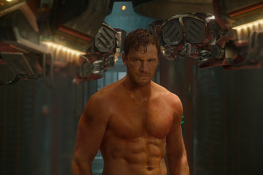 Best Abs: Chris Pratt