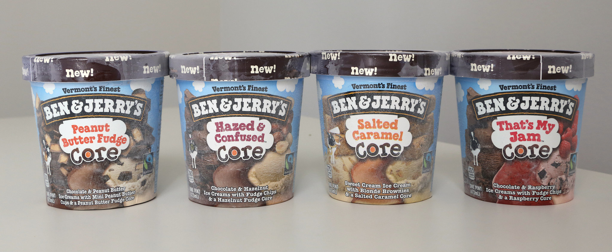 Would You Buy Ben & Jerry's Core Ice Creams?