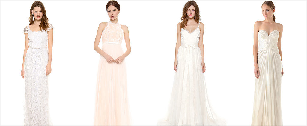 11 Dream Wedding Dresses Available on Shopbop