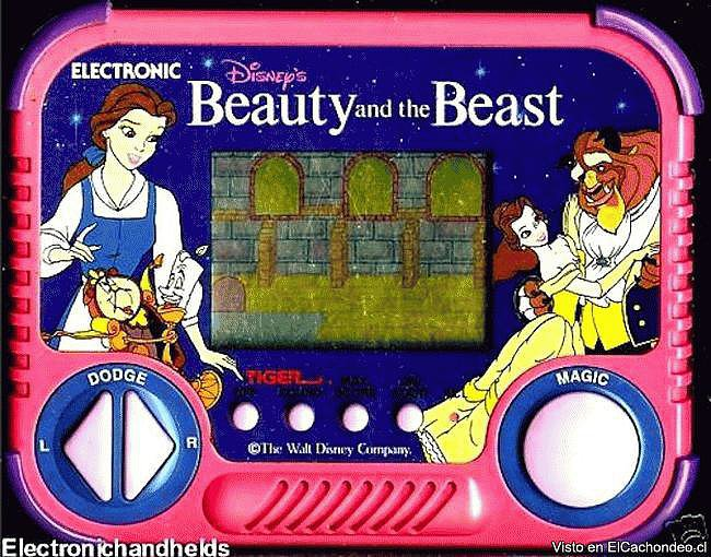 Disney Handheld Toy Game