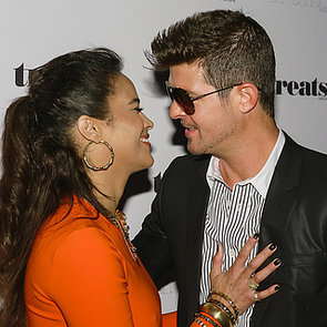Robin Thicke Dedicates Song to Paula Patton | Video