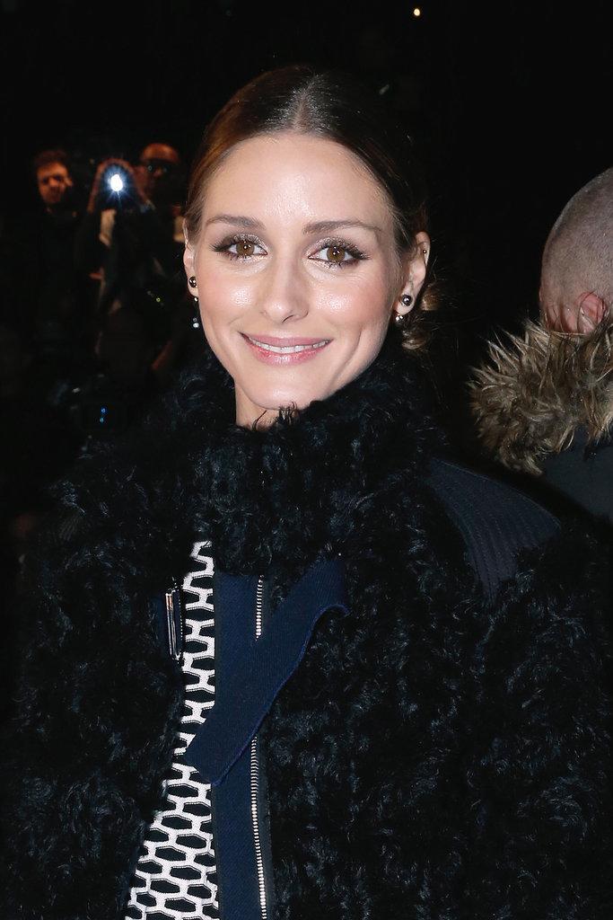 Olivia Palermo at Nina Ricci