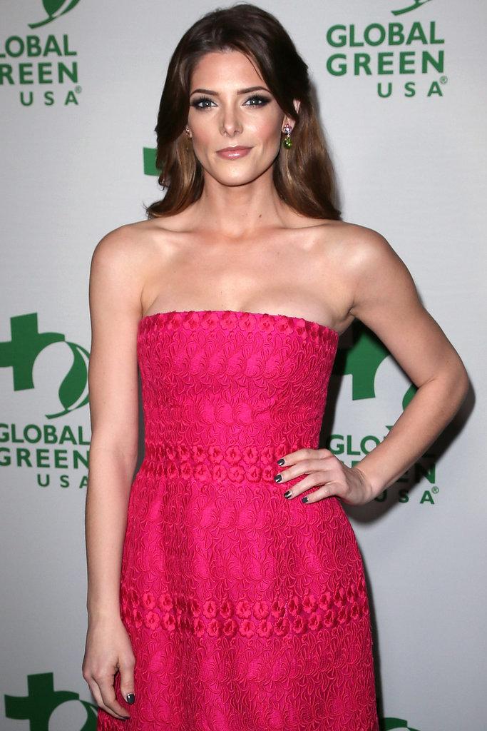 Ashley Greene will play Priscilla Presley in Shangri-La Suite, a drama starring Ron Livingston as Elvis.