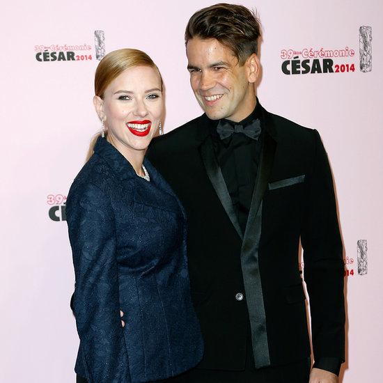 Scarlett Johansson at the Cesar Awards 2014