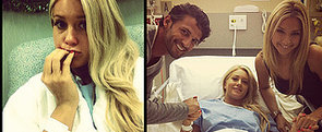 An Update on Ali From The Bachelor — and Her Knee