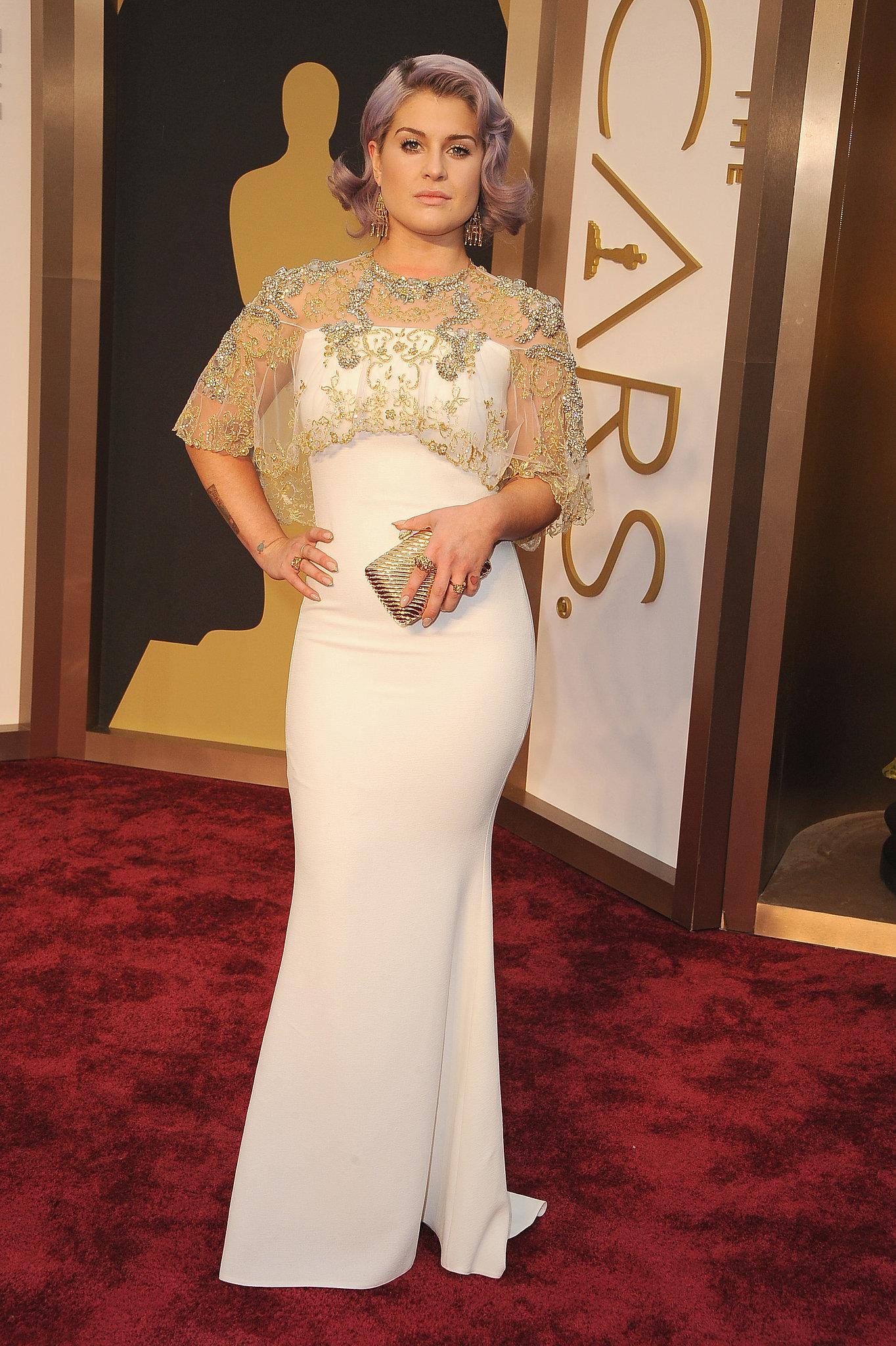 Kelly Osbourne at the 2014 Oscars