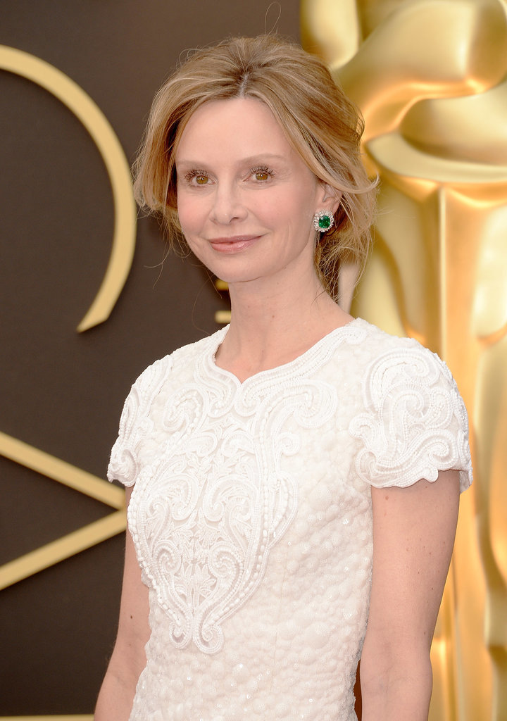 Calista Flockhart at 2014 Oscars