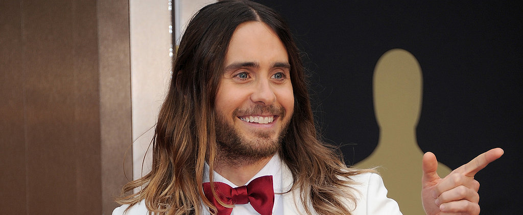 "Jared Leto Is Going to Celebrate His Oscar Win ""to the Break of Dawn"""