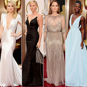 Sexiest Dresses at the Oscars 2014