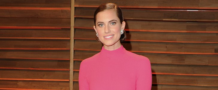 Allison Williams Debuts Her Engagement Ring
