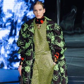Kenzo Fall 2014 Runway Show | Paris Fashion Week