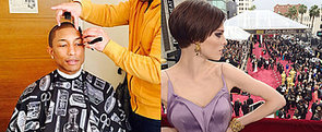 Celebrities Getting Ready for the 2014 Oscars!