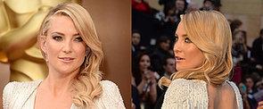 Kate Hudson's Retro Hair Stuns at the Oscars