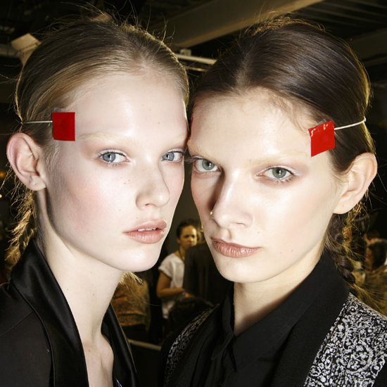 Givenchy Fall 2014 Hair and Makeup | Runway Pictures