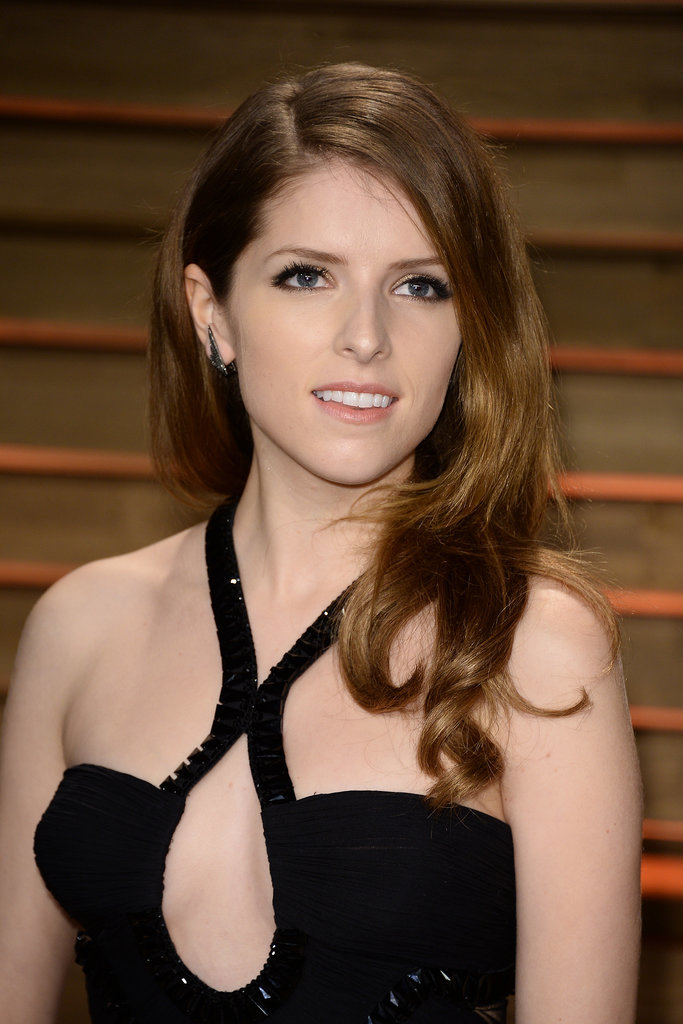 Anna Kendrick at Vanity Fair Party