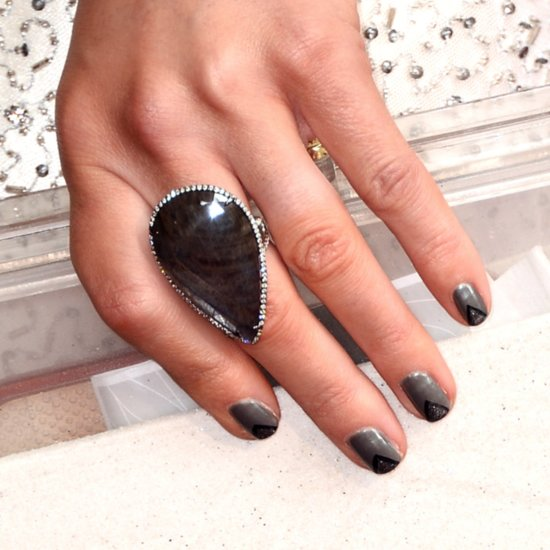 Maria Menounos Nails at Oscars 2014