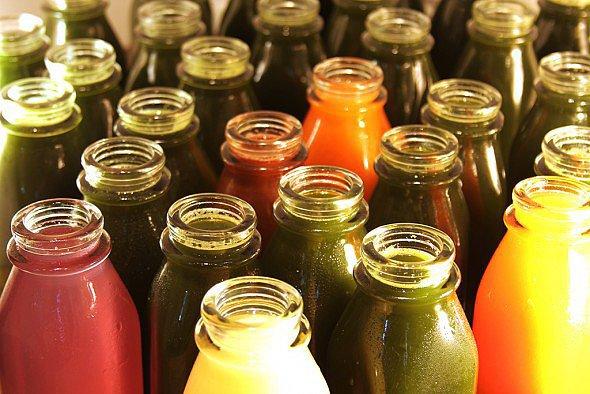 Erewhon's Green Juice