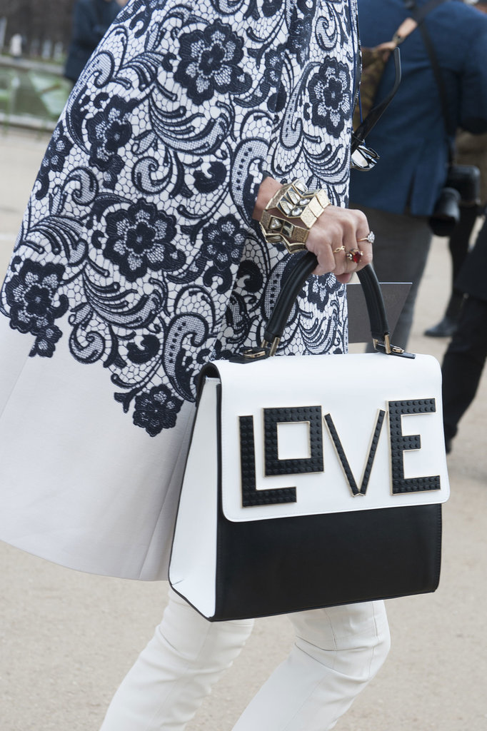All you need is love — especially when it comes with a great bag.