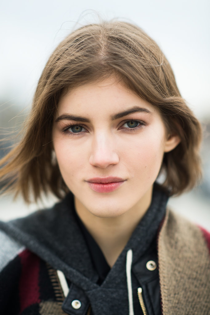 PFW Beauty Street Style Fall 2014
