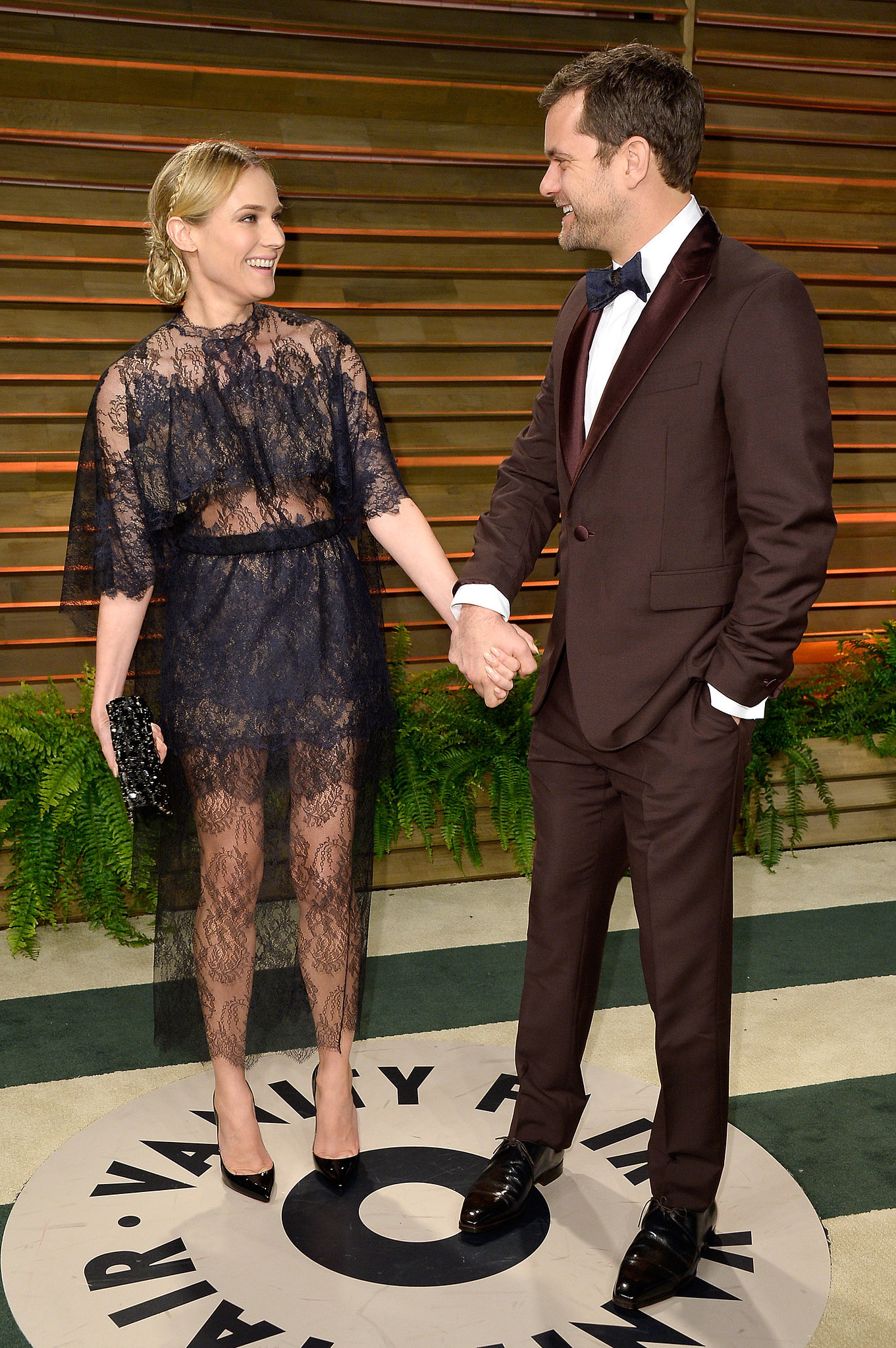 joshua jackson and diane kruger shared a look of love on their way the 45 best pictures from. Black Bedroom Furniture Sets. Home Design Ideas