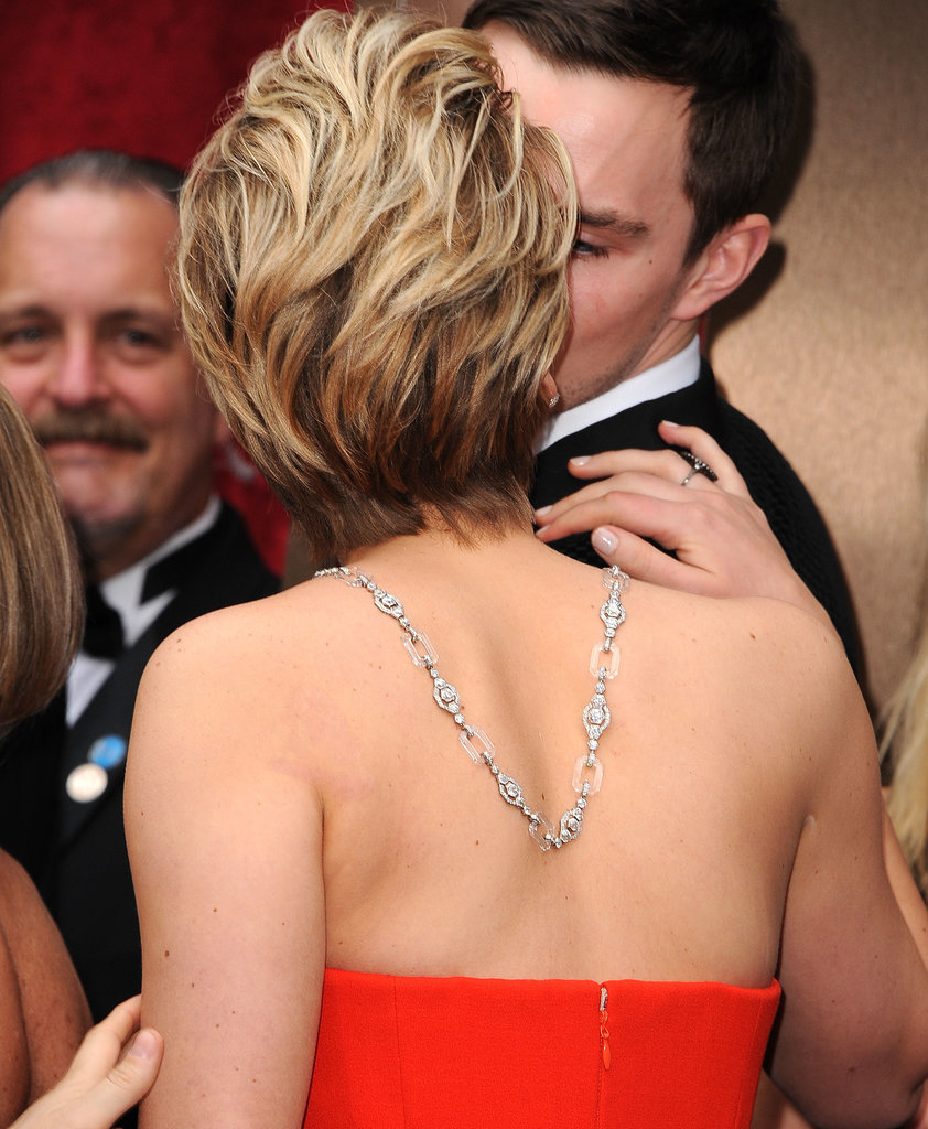 She Kissed Boyfriend Nicholas Hoult