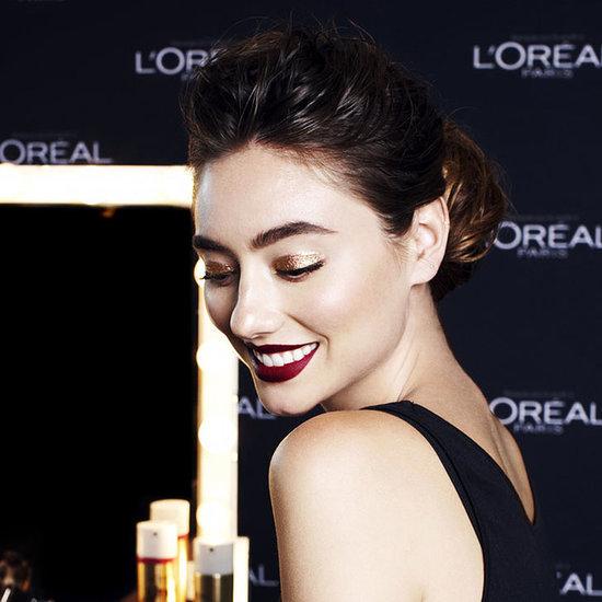 Beauty Looks at Virgin Australia Melbourne Fashion Festival