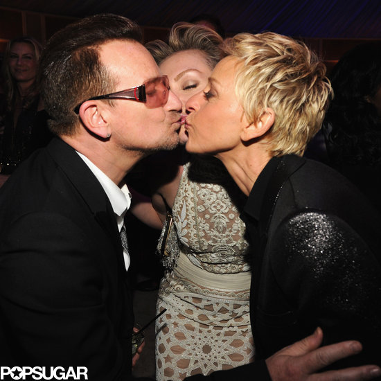 Best Kisses at 2014 Award Shows
